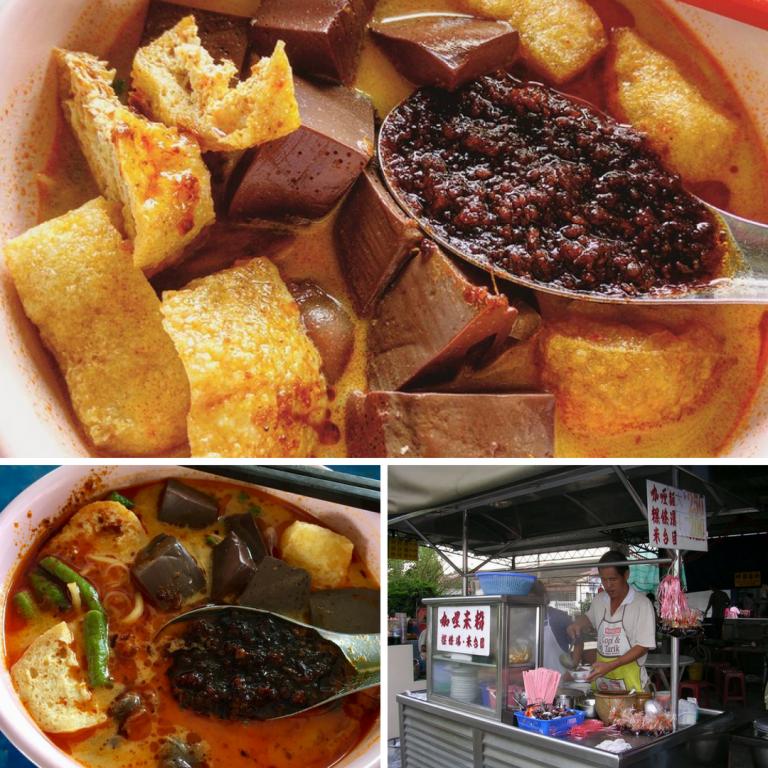 Taman Bukit Curry Mee